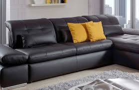 Black Sectional Sleeper Sofa Alpine Sectional Sleeper Sofa Right Arm Chaise Facing Black