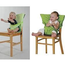 siege repas vert coussin housse chaise siège harnais sécurité confort