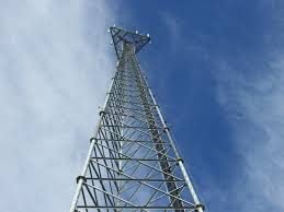 Radio Tower For Internet Tower Construction Texas Cellnet