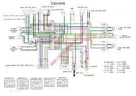 xr600 wiring diagram on xr600 images free download wiring