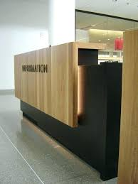 Modern Reception Desk Design Modern Reception Desk Circular Reception Desk Modern Reception