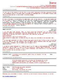 Career Gap Resume Cv Templates Download Free Cv Templates