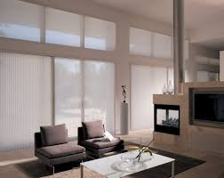 pella bow window with blinds between glass contemporary