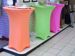 Party Table Covers 83 Best Spandexation Images On Pinterest Spandex Table Covers