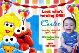 elmo 1st birthday invitations elmo 1st birthday invitations and