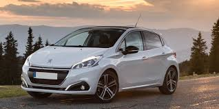 peugeot 2 door sports car peugeot 208 review carwow