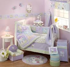 Nursery Bedding Sets Unisex by Dazzling Baby Room Design With Sea Animals Decoration Featuring