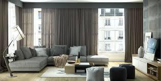 tende per soggiorno moderno gallery of tende per soggiorno consigli e idee complementi arredo