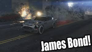 modded sports cars james bond mod choose any weapon gta5 mods com