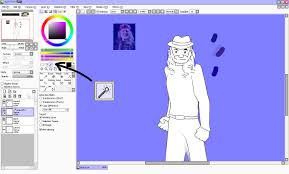 digital tutorial coloring in paint tool sai shouldn u0027t be this