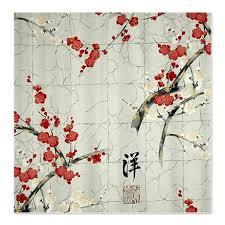 Asian Curtains Beautiful Ideas Asian Shower Curtains Ingenious Inspiration