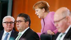 German Cabinet Ministers German Cabinet Approves New Civil Defense Plan News Dw 24 08