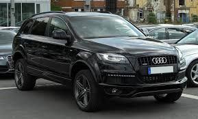 2015 audi q7 suv audi to the q7 a hybrid diesel in the lacarguy