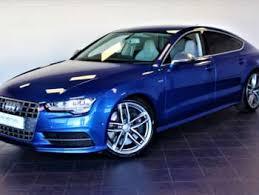 blue audi s7 used audi a7 s7 blue cars for sale motors co uk