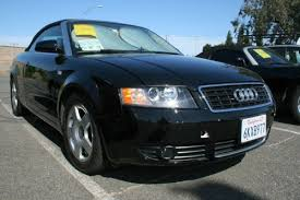 audi for sale by owner 2004 audi a4 1 8t cabriolet convertible for sale by owner
