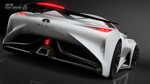 infinity car back gran turismo 6 adds this gorgeous infiniti concept car gamespot