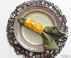 Diy Thanksgiving Napkin Rings 20 Super Beautiful Diy Napkin Rings For Your Cozy Thanksgiving
