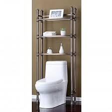 Bathroom Hutch Over Toilet Over Toilet Etagere Considering The Right Choice Of Bathroom