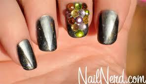nail nerd nail art for nerds rhinestones