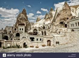 uchisar village cappadocia region nevsehir province turkey