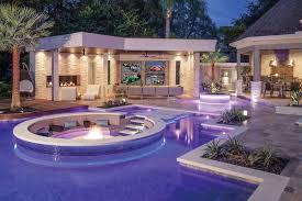 poolside paradise luxury pools
