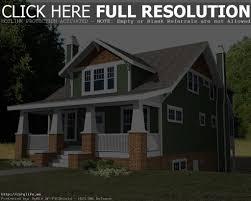 one story farm house plans adding a porch to brick cool home farm