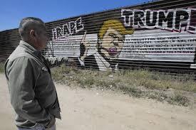 this anti trump mural in tijuana is a tourist attraction la times