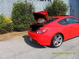 2012 hyundai genesis coupe 3 8 track hyundai genesis in mississippi for sale used cars on