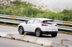 88 9萬的選擇題mazda Cx 3 Vs Mazda 3 新聞 車訊網carnews
