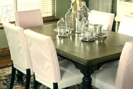 custom chair covers parson dining room chairs custom chair covers decor deluxe and