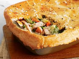 Food Network The Kitchen Recipe Healthy Meal Makeovers Food Network Chicken Potpie Recipes