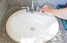 Cleaning Bathroom Sink Drain How To Clean The Gunk Around The Sink Drain Ask Anna