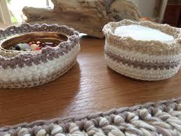 Tapis Rond Salle De Bain by Tapis Au Crochet Et Compagnie Les Bricoles Du Grenier