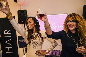hair atlanta letoya luckett hosts indique atlanta boutique grand opening