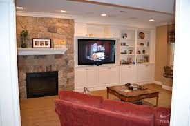 Basement Family Room Ideas Elegant Home Design - Family room storage cabinets