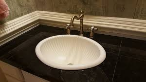 Remove Old Kitchen Faucet by How To Remove Old Faucet And Reinstall Sink Youtube