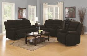 Reclining Living Room Furniture Sets by Coaster Gordon Casual Reclining Sofa Coaster Fine Furniture