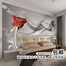 bedroom mural 3d wallpaper bedroom mural roll modern luxury embossed rose