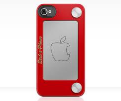 etch a sketch iphone case u2013 drawing toy etch a sketch phone cover