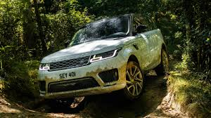land rover sport 2018 news 2018 range rover sport phev electrifies range here q2 2018