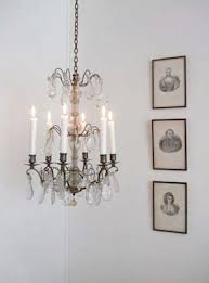 Shabby Chic Light Fixture by 84 Best Candelier Images On Pinterest Crystal Chandeliers