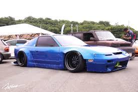 slammed cars slammed hellaflush fatlace s13 nissan slammed cars