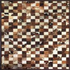 Area Rug Mat Nature Cowhide Carpet Leather Carpet Cowhide Area Rug Cowhide