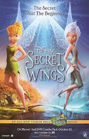 Tinker Bell: Secret Of The Wings (A Winter Story)