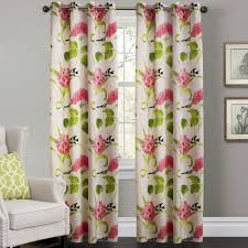 Pattern Window Curtains Cute Window Curtain For Room Kids Room Disney Curtains For