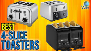 Toasters Best 10 Best 4 Slice Toasters 2017 Youtube
