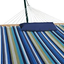 15 Ft Hammock Stand Amazon Com Prime Garden 15 Foot Quilted Hammock And Pillow