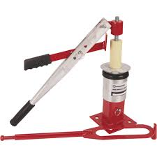 strongway portable mini tire changer u2014 16in h tire changers