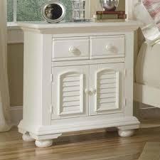 nightstands antique white nightstands beach style nightstands
