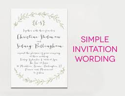 wedding invitation quotes 15 creative traditional wedding invitation wording sles apw